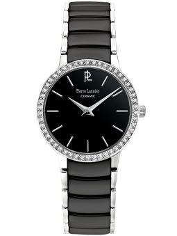 Montre femme Pierre Lannier bracelet céramique noire