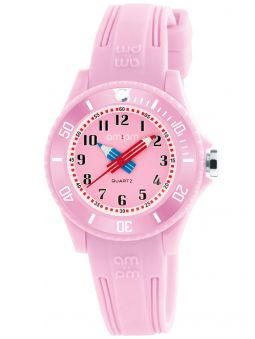Montre enfant AM:PM Kids rose