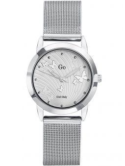 Montre femme Go bracelet milanais