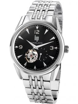 Montre homme LIP HIMALAYA coeur battant automatique