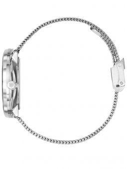 Montre femme LIP DAUPHINE bracelet milanais acier