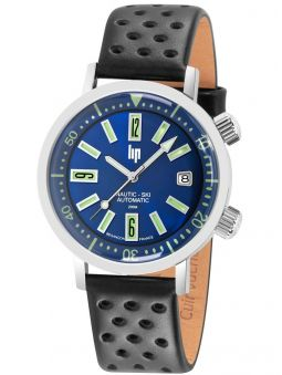 Montre homme LIP Nautic-Ski automatique