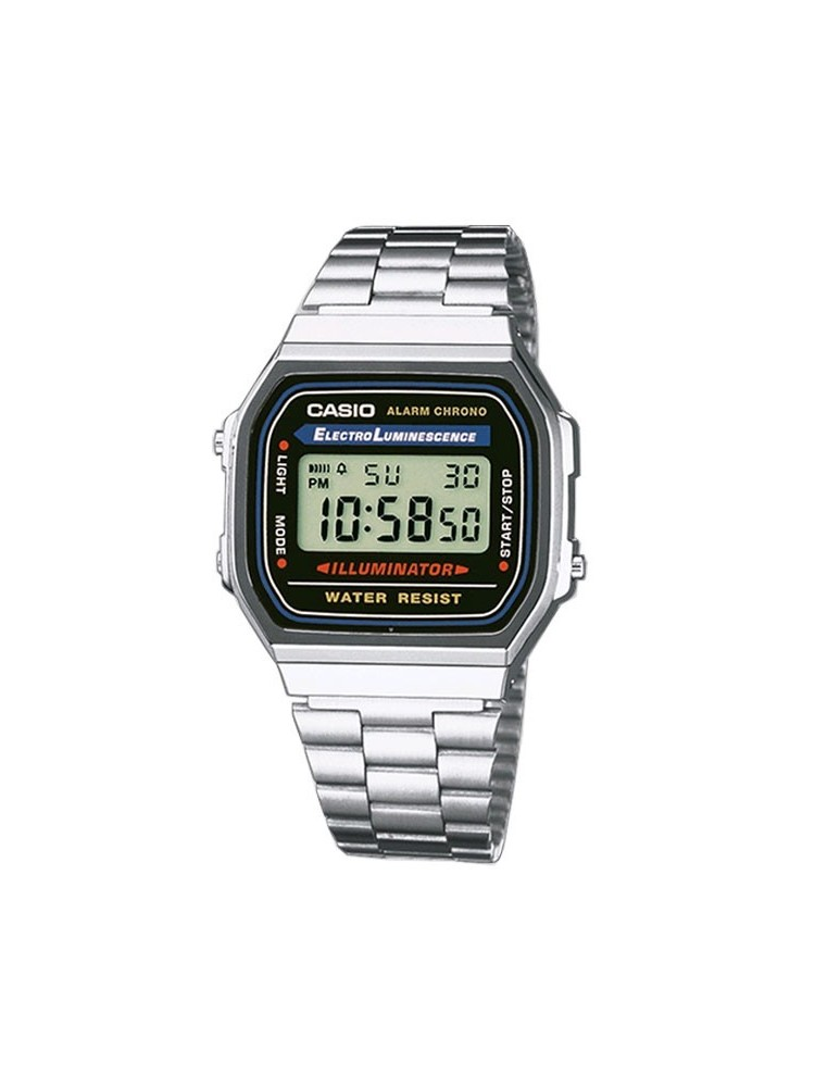 Montre Casio electroluminescente