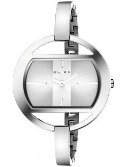 Montre femme Elixa design en acier