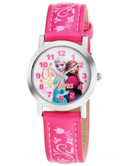 Montre enfant AM:PM Disney rose Reine des neiges