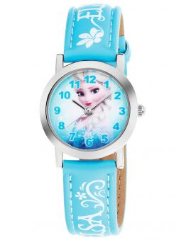 Montre enfant AM:PM Disney bleue Reine des neiges