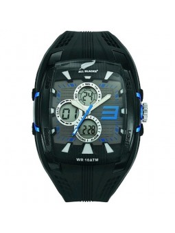 Montre homme All Blacks double affichage