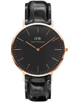 Montre Daniel Wellington BLACK READING