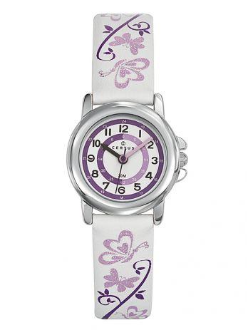 Montre enfant Certus papillon violet
