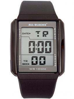 Montre homme All Blacks affichage large