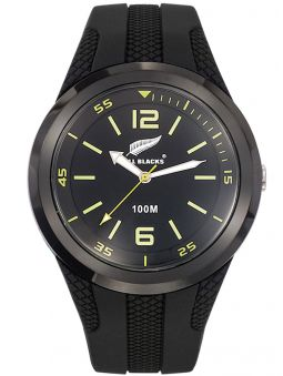 Montre homme All Blacks index verts