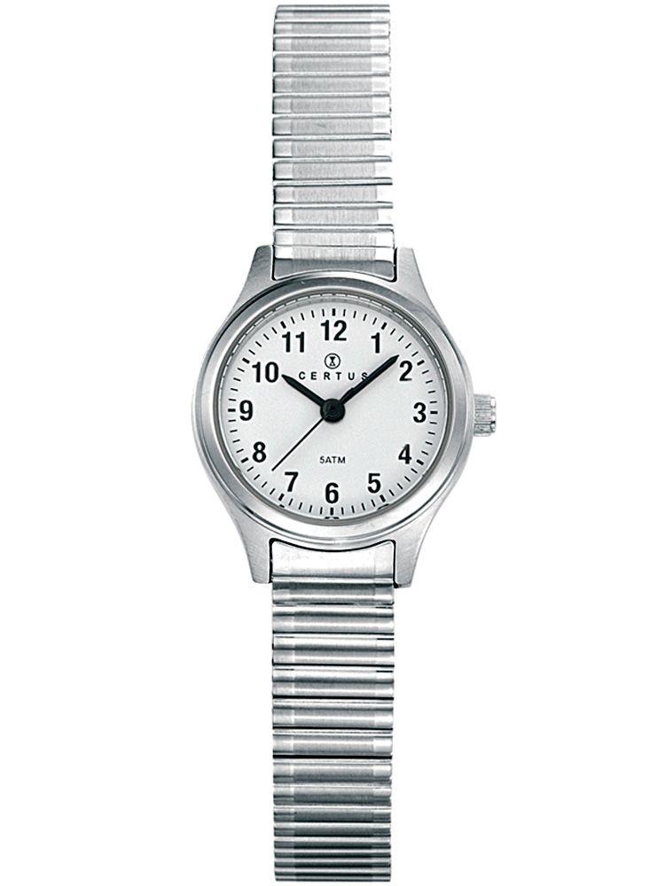 Montre Certus femme bracelet extensible