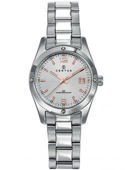 Montre femme Certus bracelet métal