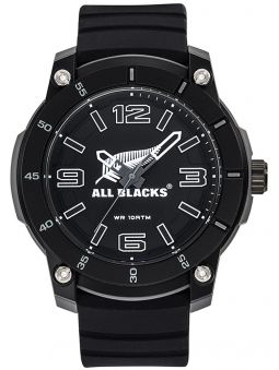 Montre homme All Blacks sport bracelet silicone