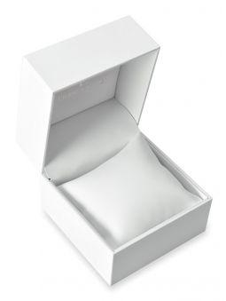 Montre femme Pierre Lannier céramique blanche empierrée