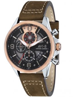 Montre homme AVI-8 HAWKER HARRIER II TURBINE EDITION