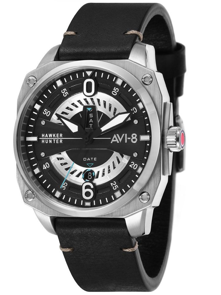 Montre homme AVI-8 HAWKER HUNTER