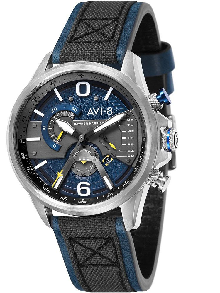 Montre homme AVI-8 HAWKER HARRIER II