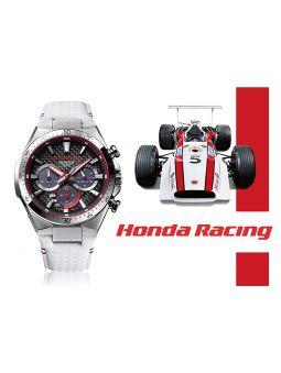 Montre homme Edifice acier édition limitée Honda Racing