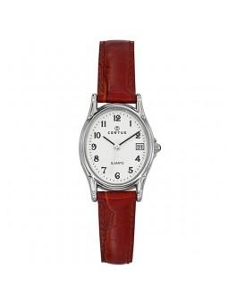 Montre femme classique bracelet cuir Certus