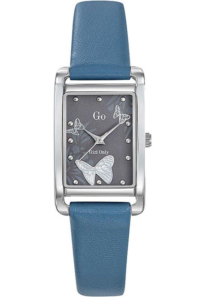 montres femmes rectangulaires bracelet cuir
