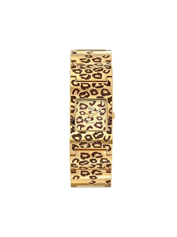 Montre femme Go léopard