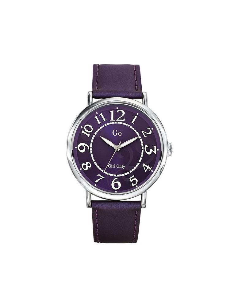 Montre femme Go violette