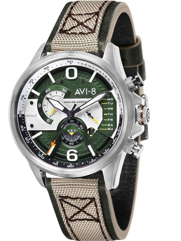 Montre homme AVI-8 HAWKER HARRIER II