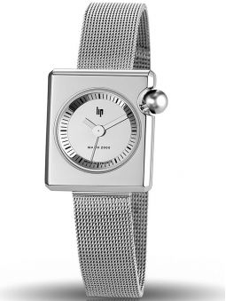 Montre femme LIP Mach 2000 Mini Square