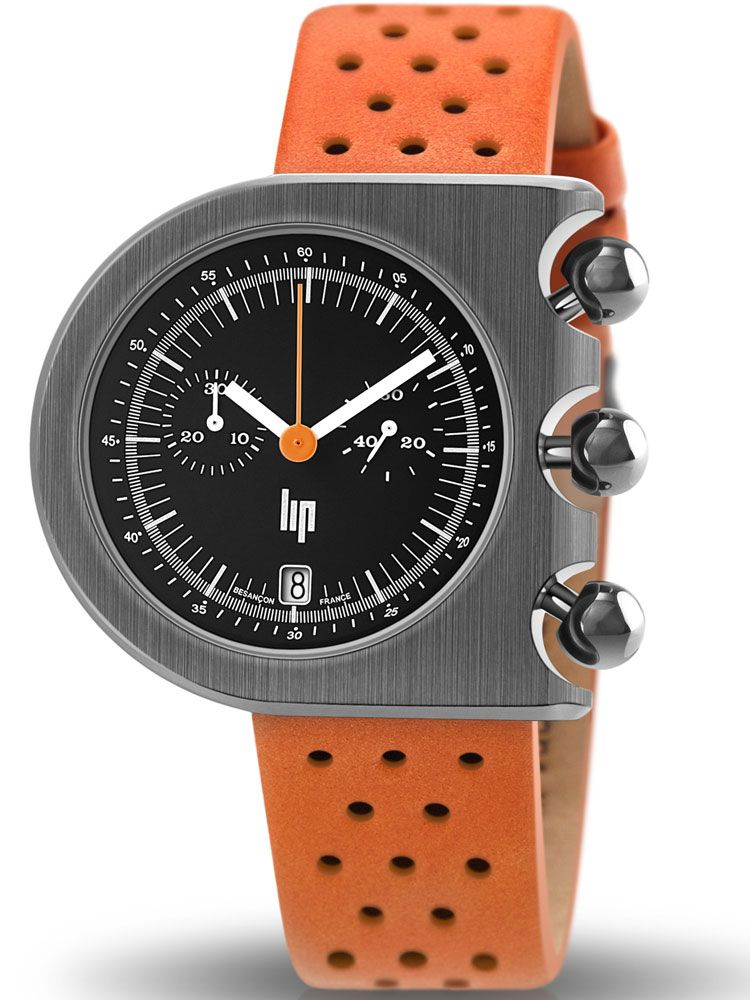 Montre LIP MACH 2000 chrono