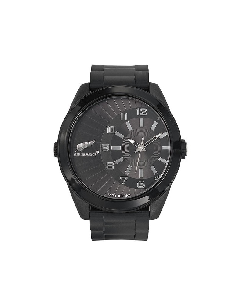 Montre All Blacks homme gros cadran