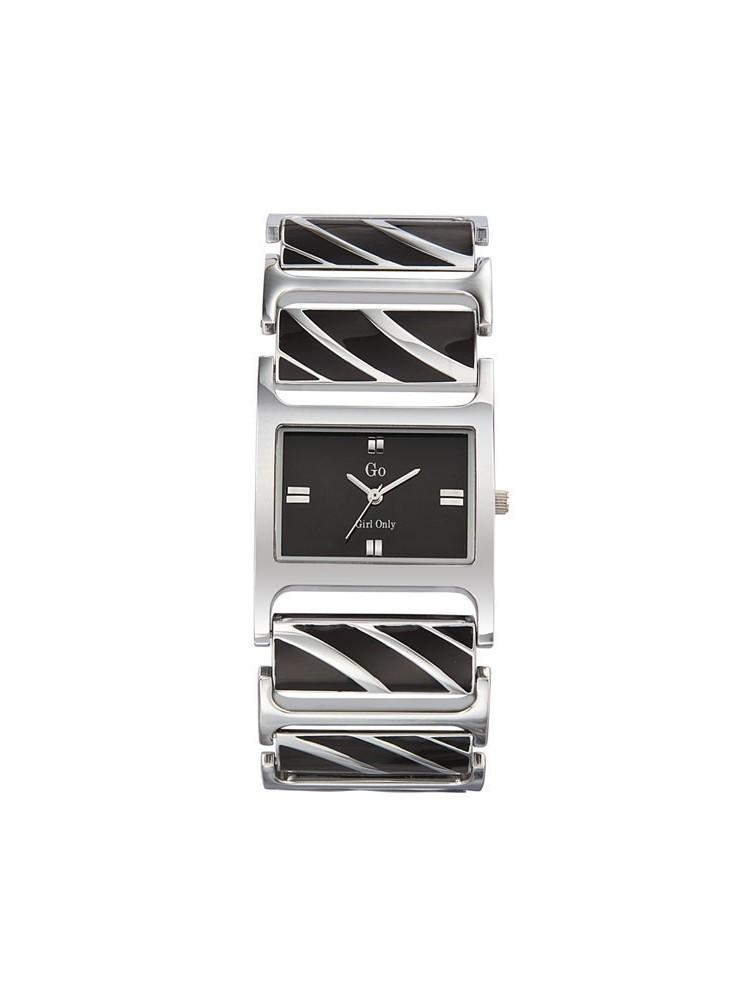Montre femme Go Girl Only bracelet couleur noir