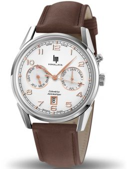 Montre LIP HIMALAYA calendrier automatique 671590