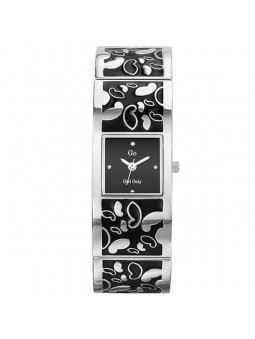 Montre Go Girl Only motif papillon noir