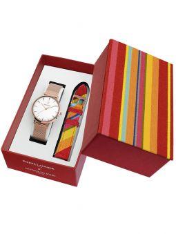 Coffret de montre femme Pierre Lannier Catalane 2 bracelets