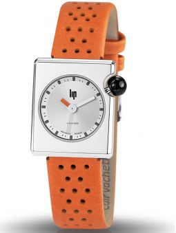 Montre femme LIP Mach 2000 Mini Square 671180
