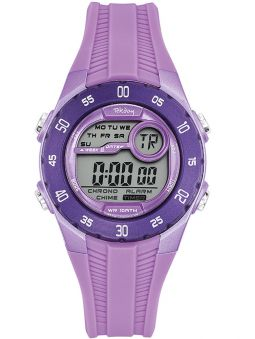 Montre enfant Tedkay digitale violette