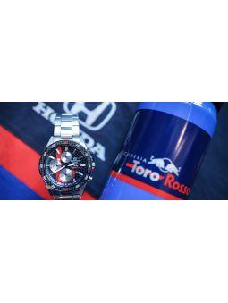 Montre homme Edifice Edition Limitée  Scuderia Toro Rosso
