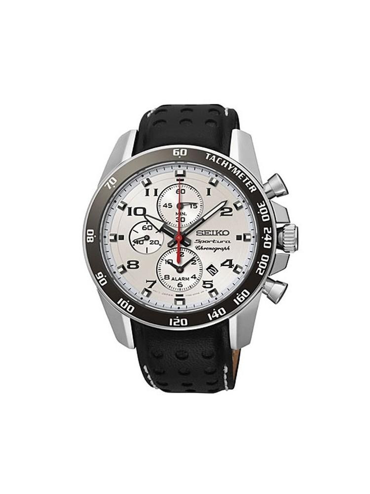 Montre homme Seiko sportura chronographe