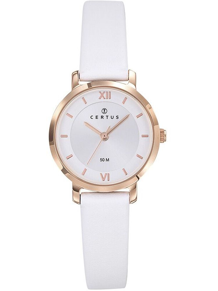 cherche montre blanche femme)