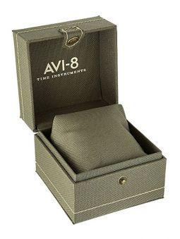 Montre homme AVI-8 HAWKER HARRIER II automatique Ace Of Spades