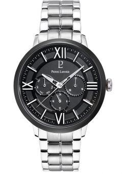 Montre homme Pierre Lannier chrono bracelet acier 256F131