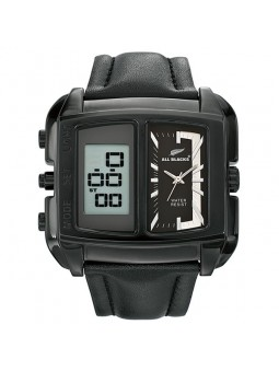 Montre All Blacks double affichage