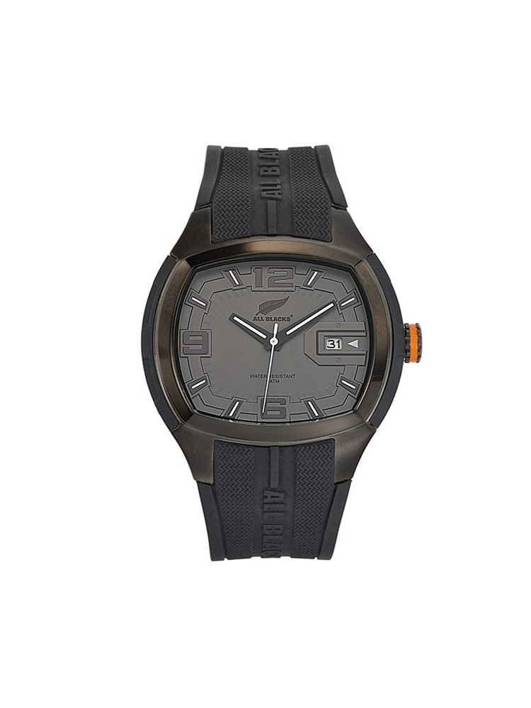 Montre homme All Blacks en silicone