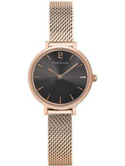 Montre femme Pierre Lannier bracelet milanais rose 014J938_1