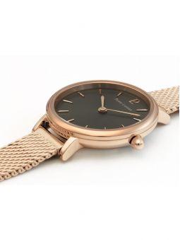 Montre femme Pierre Lannier bracelet milanais rose 014J938_2