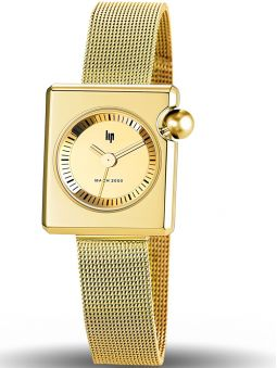 Montre femme LIP Mach 2000 Mini Square 671109_1