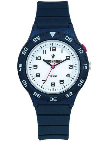 Montre Ruckfield bracelet silicone bleu  foncé 685092_1