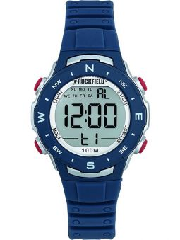 Montre Ruckfield digitale bleue 685093_1