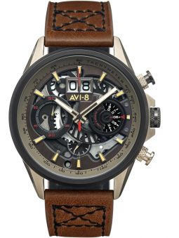 Montre homme AVI-8 HAWKER HARRIER II AV-4065-05_1